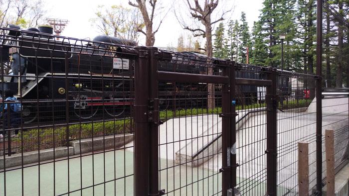 世田谷公園SLPARK