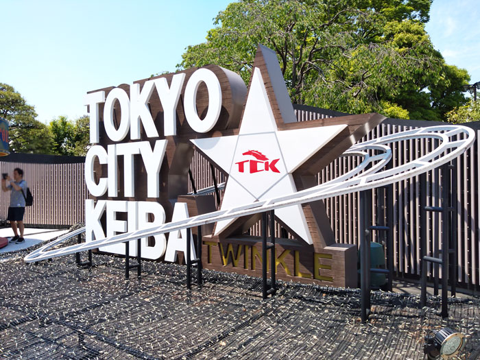 大井競馬場の東京蚤の市