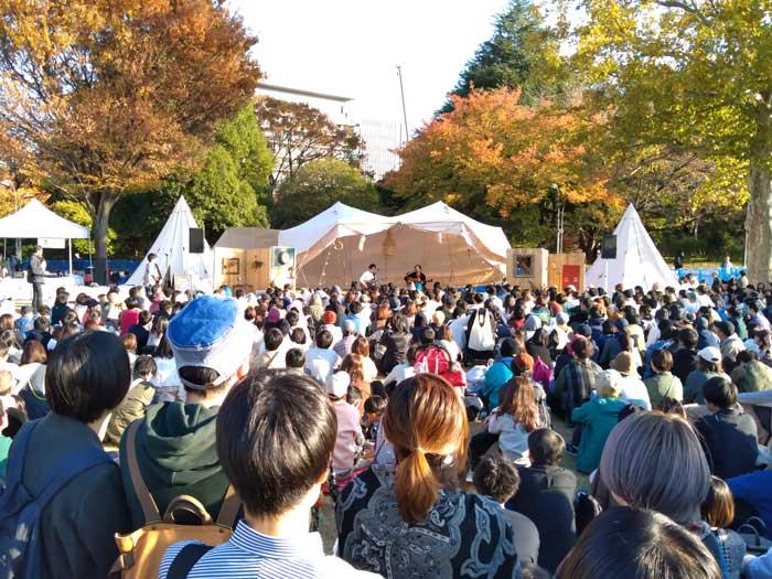 第16回東京蚤の市in国営昭和記念公園(立川)