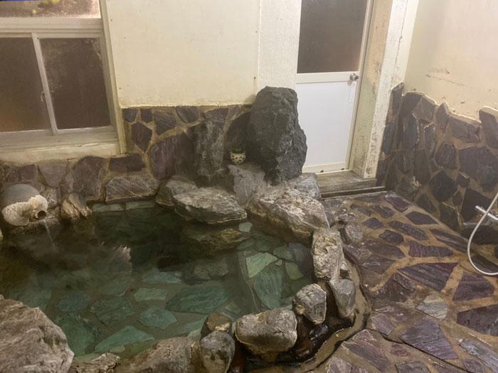安来苑の内風呂