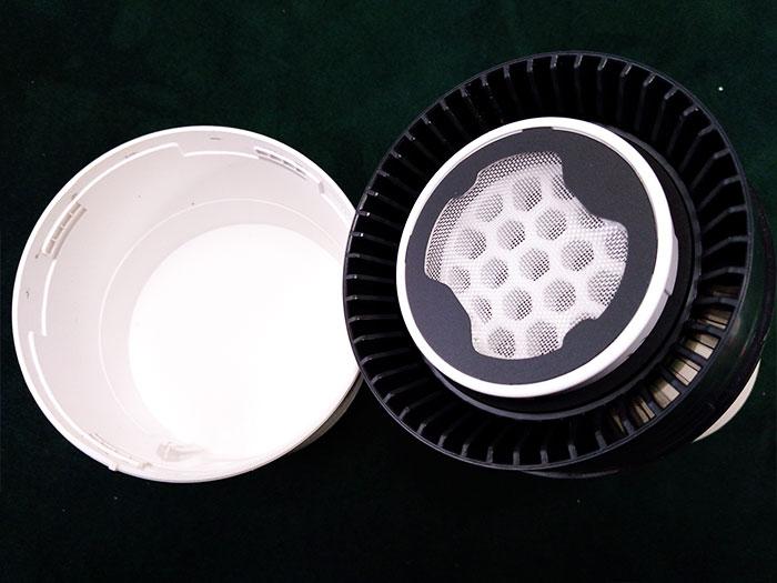 空気清浄機puripot P1+(VOCセンサー付き)