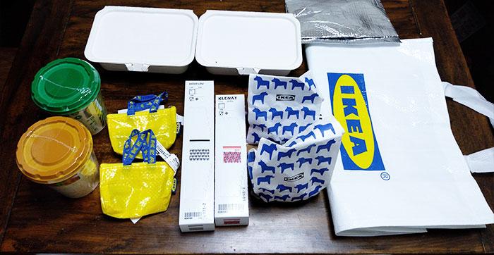IKEA原宿で買ったもの