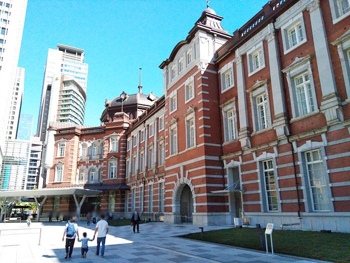 東京国際フォーラムフリマ会場へのアクセス