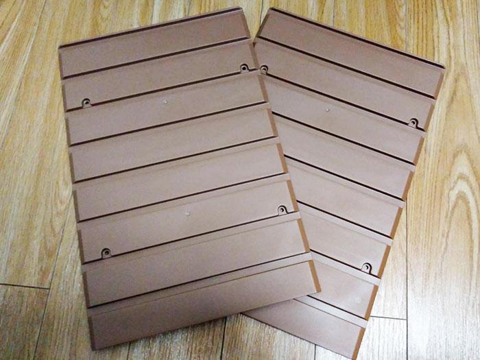 アイリスオオヤマのカラーボックス用収納ケース